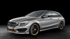 Mercedes CLA Shooting Brake - Immagine: 49