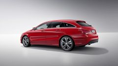 Mercedes CLA Shooting Brake - Immagine: 52