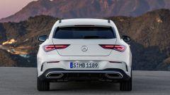 Mercedes CLA Shooting Brake, un abito sportivo elegante - Immagine: 5