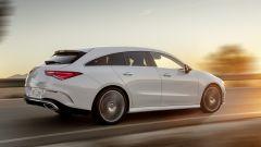 Mercedes CLA Shooting Brake, un abito sportivo elegante - Immagine: 10