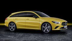 Mercedes CLA Shooting Brake, un abito sportivo elegante - Immagine: 13