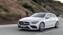 Stella di design e comfort: la prova della Mercedes CLA Shooting Brake - Immagine: 2