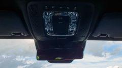 Mercedes CLA Shooting Brake, comandi per la chiamata di emergenza