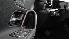 Mercedes CLA Shooting Brake, dettalgio del pannello porta