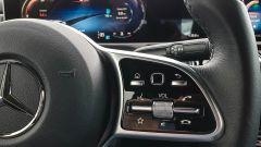 Mercedes CLA Shooting Brake, i comandi al volante del vivavoce