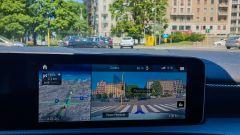 Mercedes CLA Shooting Brake, il navigatore in realtà aumentata
