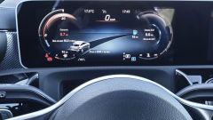 Mercedes CLA Shooting Brake, il quadro strumenti digitale
