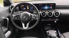 Mercedes CLA Shooting Brake, la plancia