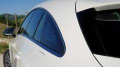 Mercedes CLA Shooting Brake, la vetratura e il terzo montante
