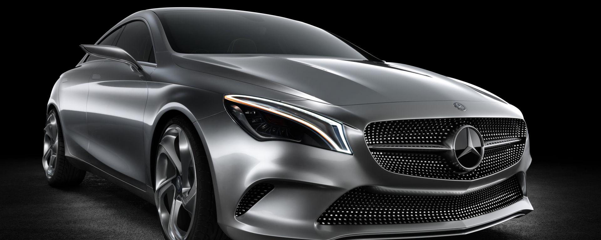 Mercedes CLA: si pensa a una variante Shooting Brake