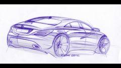 Mercedes CLA: si pensa a una variante Shooting Brake - Immagine: 4