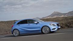 Mercedes Classe A 2012, le nuove foto - Immagine: 50