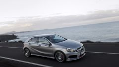 Mercedes Classe A 2012, le nuove foto - Immagine: 57