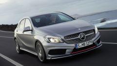 Mercedes Classe A 2012, le nuove foto - Immagine: 59