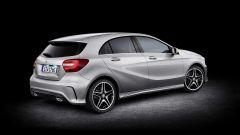 Mercedes Classe A 2012, le nuove foto - Immagine: 20