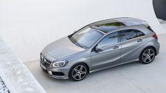 Mercedes Classe A 2012, le nuove foto - Immagine: 1