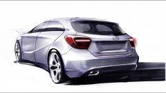Mercedes Classe A 2012, le nuove foto - Immagine: 26