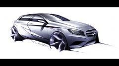 Mercedes Classe A 2012, le nuove foto - Immagine: 23