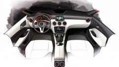 Mercedes Classe A 2012, le nuove foto - Immagine: 22