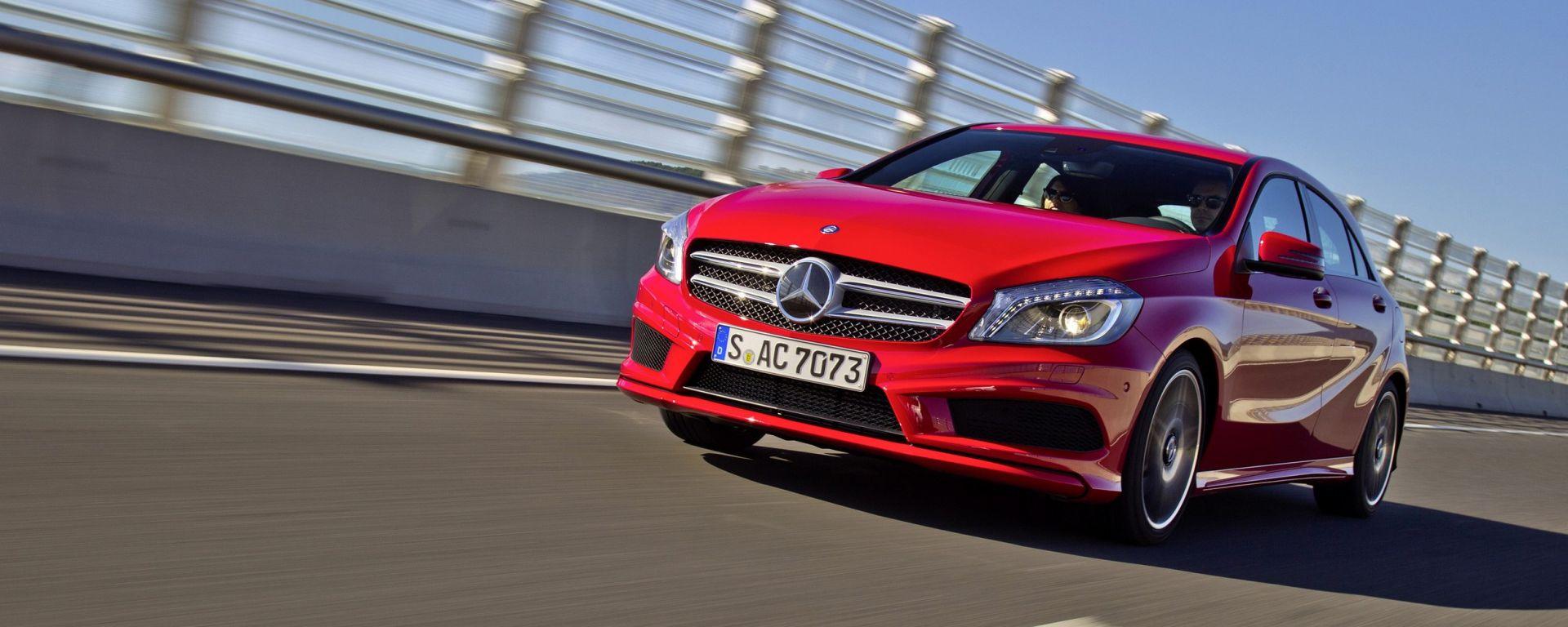 Mercedes Classe A 2012