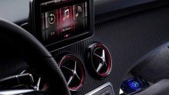 Mercedes Classe A 2012: prime foto degli interni - Immagine: 1