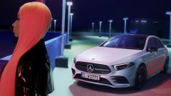 Mercedes Classe A 2018: nei nuovi interni c'è anche... Nicki Minaj - Immagine: 1