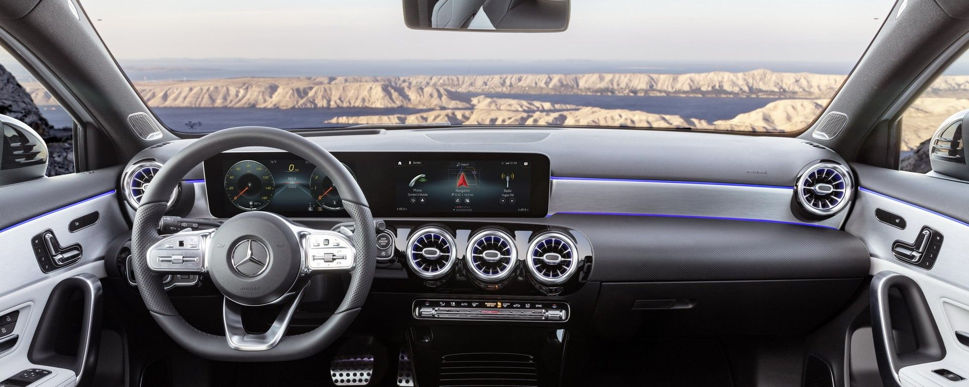 Mercedes Classe A 2018 Video Tutorial Dell Infotainment
