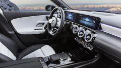 Mercedes Classe A: ecco come funziona l'assistente virtuale  - Immagine: 3