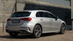 A 250 e, prova video della più piccola Mercedes ibrida plug-in - Immagine: 1