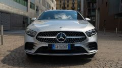 Mercedes Classe A 250 e: vista anteriore