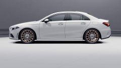 Mercedes Classe A Berlina Edition 1: design, prezzi, dotazione di serie