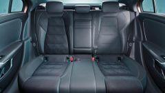 Mercedes Classe A berlina: i sedili posteriori