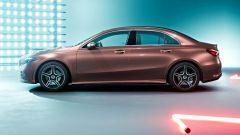 Mercedes Classe A berlina: quella per il mercato cinese è più lunga di 60 mm