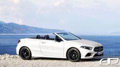 Mercedes Classe A Cabrio: la proposta di Ascariss Design