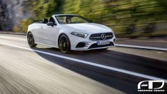 Nuova Mercedes Classe A Cabrio: i rendering di Ascariss Design