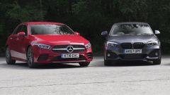 BMW Serie 1, Mercedes Classe A: in futuro piattaforma in comune?