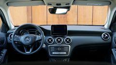 Mercedes Classe A, gli interni