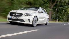 Mercedes Classe A Next: la compatta della Stella fa il pieno di tecnologia