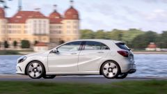 Mercedes Classe A Next: prova, dotazioni, prezzi - Immagine: 2