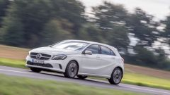 Mercedes Classe A Next: prova, dotazioni, prezzi - Immagine: 6