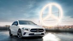 Mercedes Classe A, CLA e CLA Shooting Brake Night Edition