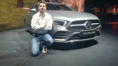 Mercedes Classe A in video dal Salone di Francoforte 2019 - Immagine: 1