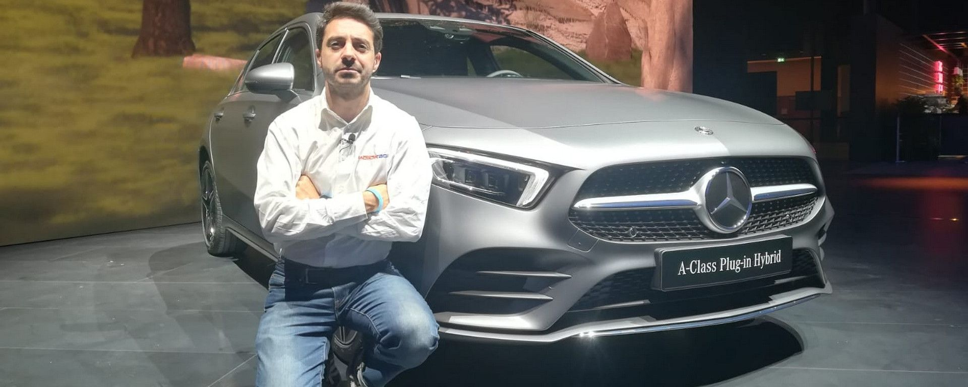 Mercedes Classe A Plug in Hybrid