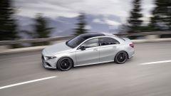 Mercedes Classe A Berlina o Classe A Sedan: prezzi e data di lancio