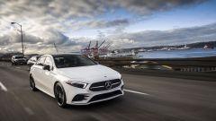 Mercedes Classe A Sedan: ancora più bella con la coda
