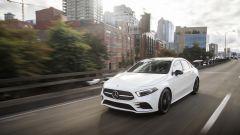 Mercedes Classe A Sedan: frontale