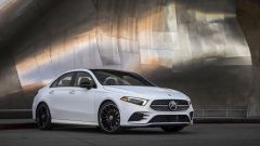 Mercedes Classe A Sedan: ancora più bella con la coda - Immagine: 11