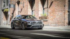 Mercedes Classe A Sedan: ancora più bella con la coda - Immagine: 13