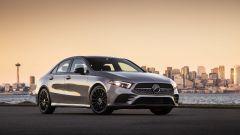 Mercedes Classe A Sedan: ancora più bella con la coda - Immagine: 21