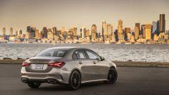 Mercedes Classe A Sedan: ancora più bella con la coda - Immagine: 23